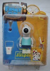 Mezco Family Guy - Series 3: Jasper (Blue Variant) Figure *NEW*