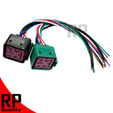 4C3Z12B568AA Ford Powerstroke Diesel Glow Plug Control Relay Pigtail Connector