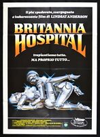M217 Manifesto 2F Britannia Hospital Lindsay Anderson Rossiter Crowden Robot