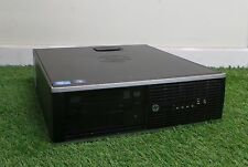 HP Compaq 8200 Elite SFF PC Intel Core I3 2120 3.30GHz 4GB Ram 500GB HDD. HPC1