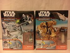Star Wars The Force Awakens Micro Machines R2-D2 & Stormtrooper Playset