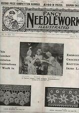 FANCY NEEDLEWORK - VOLUME 1 NUMBER 2 - EDWARDIAN MAGAZINE
