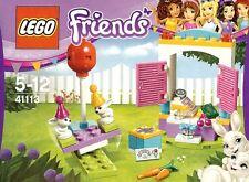 Lego Friends 41114-Partystyling Kätzchen Fisch Badewanne Spiegel Geschenk-NeuOVP