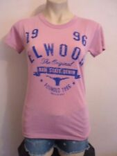 Elwood Short Sleeve 100% Cotton T-Shirts for Women