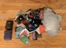 Huge Lot of 1000+ Card Slits / Holders / Cases for Collector and Trading Cards