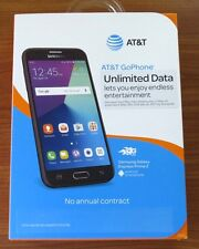 AT&T GoPhone - Samsung Galaxy Express Prime 2 Prepaid Cell Phone (Black) NEW!!