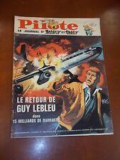 "JOURNAL ""PILOTE no 352"" (1966) PILOTORAMA - LE SUFFREN"