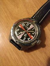 "Vostok Albatros Amphibian ""Radio Room"" Soviet Dive Watch"