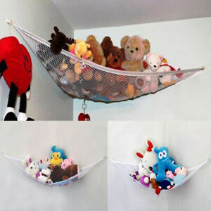 Children Room Toys Hammock Net Stuffed Toys Hammock Net Organize Storage Hoy3