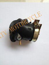 Intake Manifold Pipe for carburetor GY6-125 150 Moped Scooter ATV Go Kart TaoTao