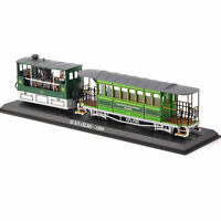 G 3/3 (SLM) 1:87 1984 Atlas Tram Diecast Car Model Truck Bus Figure model Toy