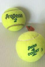 Lot 2 Propenn /Penn Court Tennis Yellow Balls C1 Free Us Shipping!