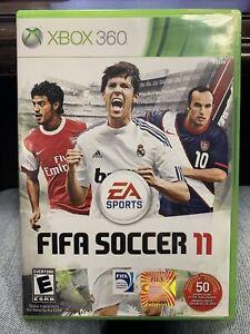 FIFA Soccer 11 (Microsoft Xbox 360, 2010)