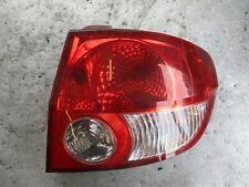 HYUNDAI GETZ OSR DRIVER SIDE REAR LIGHT REAR RIGHT