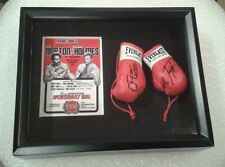 "LARRY HOLMES ""THE EASTON ASSASSIN"" VS KEN NORTON BOXING DISPLAY"