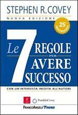 Stephen R Covey Trend le sette regole per avere successo Copertina flessibile