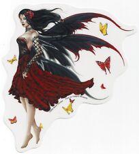 Flamenco Orchestral Fairy Sticker Car Decal Nene Thomas faery faerie