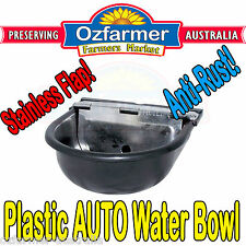 Automatic Drinking Water Bowl Stock Horse Cow Poultry Water Trough Waterer