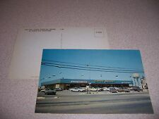 1960s 64th STREET SHOPPING CENTER OCEAN CITY MARYLAND VTG POSTCARD LOT