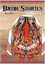 Manga Bride Stories tome 5 Meilleur Seinen Kaoru Mori Ki-Oon ! VF Neuf Latitudes