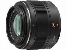 Panasonic LEICA DG SUMMILUX 25mm F1.4 ASPH H-X025 Lens Japan model New