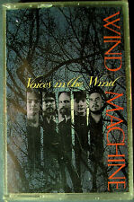 Wind Machine:  Voices in the Wind (Cassette, 1991, Silver Wave) NEW