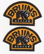 NHL BOSTON BRUINS SHOULDER PATCH / PATCHES LOT OF 2