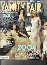 March Vanity Fair Film & TV Magazines