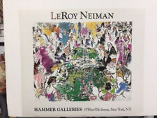 """THE GAME OF LIFE"" BY LEROY NEIMAN - VINTAGE- FROM 1981"