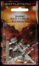 """BATTLETECH 20-603RE Mad Cat """"Timber Wolf"""" Resculpt NISB ( hex base / 20-800 )"""