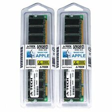 1GB KIT 2X 512MB 133 MODULE APPLE eMac G4 PowerMac4,4 M8655LL/A A1002 MEMORY RAM