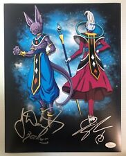 Jason Douglas Ian Sinclair Signed Autographed 11x14 Photo Dragon Ball Z JSA COA