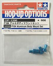 Tamiya 54200 F104 Alluminio Supporto Carrozzeria Set (F104 Pro) NIP