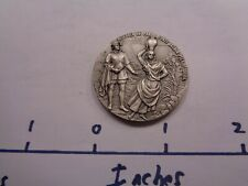PORTUGAL DISCOUNT FOUNTAIN LEONOR BY THE VEGETABLE CAMOES SILVER COPPER COIN #Q