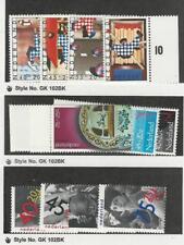 Netherlands, Postage Stamp, #B539-B546, B556-B559 Mint NH, 1977-79
