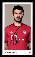 Serdar Tasci Autogrammkarte Bayern München 2015-16 Original Signiert+ C 2475
