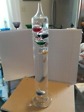 New listing Galileo Thermometer