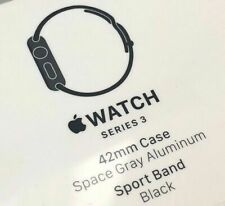 Brand New Sealed Apple Watch Series 3 42mm Space