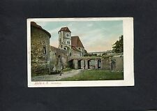 Postcard - c1920's View of Moritzburg Halle (Saale) Germany
