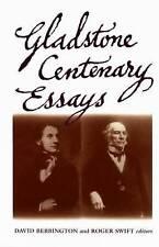 Gladstone Centenary Essays by Liverpool University Press (Paperback, 2000)