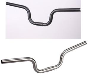 J&L Ultra light Titanium/Ti M-TYPE/H-TYPE Riser HandleBar for Brompton
