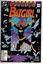 "Batgirl Special # 1 1988  00004000 Vf Mignola ""Last Batgirl Story"" Before Killing Joke"