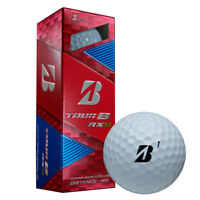 Bridgestone TOUR B RXS 2020 Golf Balls - 3 Piece 64 Compression - 3 BALL SLEEVE