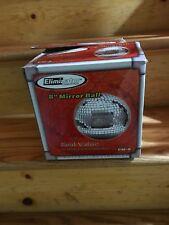 "Eliminator Lighting EM8 Rotating Mirror Disco Ball 8"""