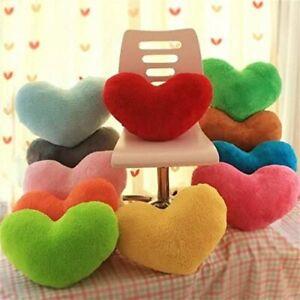 Love Heart Shape Throw Pillow
