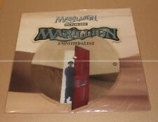 MARILLION - UNINVITED GUEST - VINYL PICTURE DISC - COLLECTOR