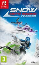 Switch -- Snow Moto Racing Freedom -- NUOVO