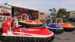 The British Hovercraft Company - New Hovercraft Range