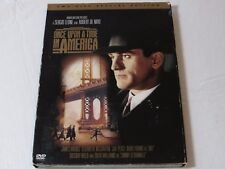 Once Upon a Time in America DVD 2003 2-Disc Set Special Edition Drama R Robert G