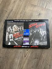 Sin City A Dame To Kill For Ltd. Edition 3D Blu-Ray Only Frank Miller Oop Rare!